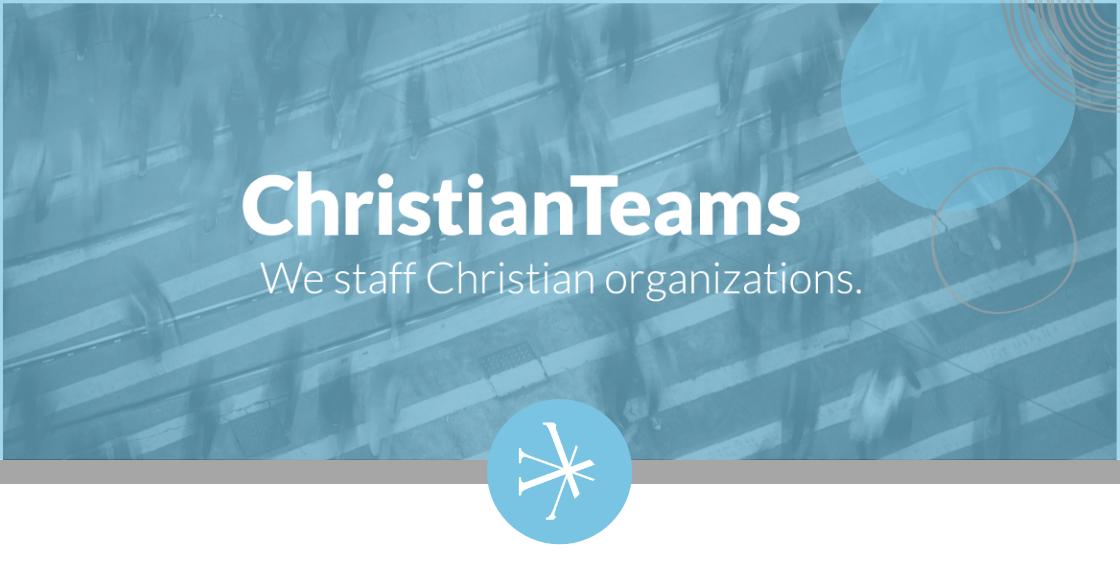 Copy of Christian Teams Jobs