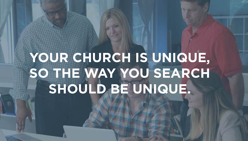 Vanderbloemen Search Group Church Staffing Firm